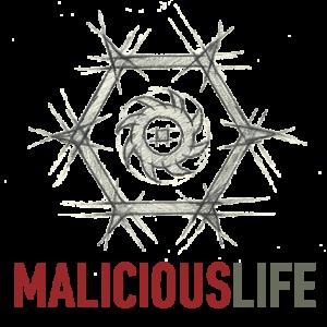Malicious Life Logo